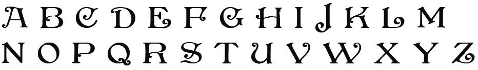 penhurst-uppercase